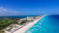 cancun mexico drone shots 2017 youtube