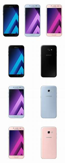 samsung launches all new 2017 galaxy models a3 a5 and a7 samsung mobiles tablets laptops