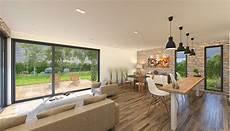 maison ossature bois gsb immobilier