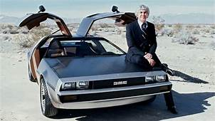 Wallpapers Of Beautiful Cars DeLorean DMC 12