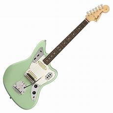 fender jaguar fender american original 60s jaguar rw surf green at