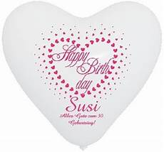 vorlagen herzen malvorlagen happy birthday 100 bedruckte herzballons quot happy birthday herzen