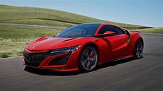 2019 acura nsx first drive complicated emotions motortrend