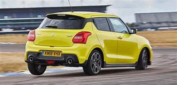The New Suzuki Swift Sport 2019 Review – Can You Still
