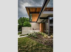Exclusive Texas Home, Mid Century Modern Glass and Steel