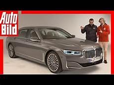 bmw 7er facelift bmw 7er facelift 2019 vorstellung sitzprobe details