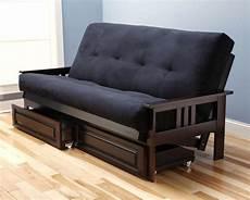 futon frame monterey futon frame espresso by kodiak