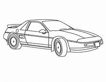 Car Coloring Pages  Best For Kids