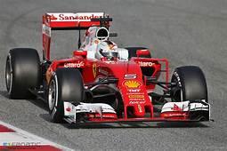 Sebastian Vettel Ferrari Circuit De Catalunya 2016 &183 F1