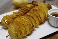 kartoffeln aus dem ofen spiralf 246 rmige kartoffeln aus dem ofen rezept mit bild