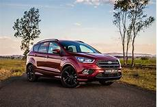 ford kuga gains new sporty st line frugal 1 5 tdci model