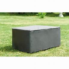 housse protection salon de jardin rectangulaire housse protection grise 240 x 200 x 95cm prenium pour