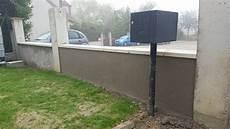Crepir Un Mur Exterieur En Parpaing Davidreed Co