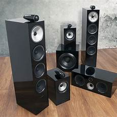 bowers wilkins 700 series 5 1 speaker system review
