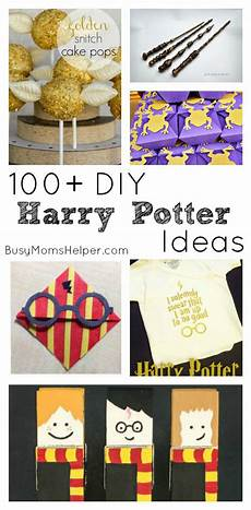 100 Diy Harry Potter Ideas Busy Helper