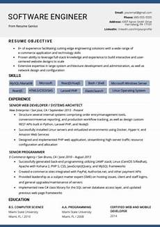 web developer resume sle writing tips rg