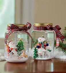 Last Minute Weihnachtsgeschenk Idee Schneekugeln Selber