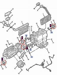 replacing air conditioner hvac actuator ve commodore autoinstruct