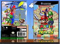 mario sports mix coloring pages 17790 mario power tennis wii box cover by aggressivetouch