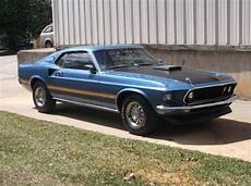 1969 ford mustang 428 super cobra jet 4 speed for sale