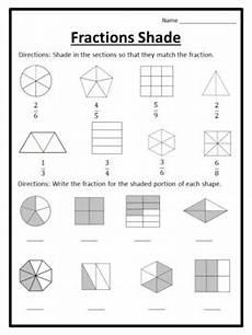 fraction worksheets shaded unshaded 4095 shading fractions worksheets shading fractions shaded fractions worksheets shade
