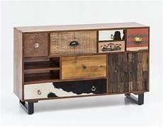 Schränke Und Kommoden - finebuy sideboard kanpur 120 cm schublade holz kommode