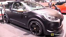 2017 Citroen Ds3 Cabrio Performance Exterior And