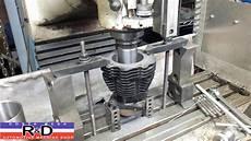 harley cylinders harley davidson cylinder resleeve youtube