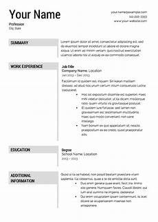 download free resume templates free templates resume free download basic doc format resume