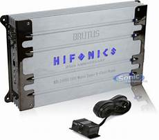 refurbished refurbished hifonics brutus bxi2408d class d monoblock lifier