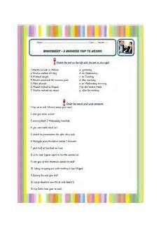 listening comprehension worksheets