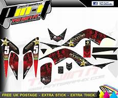 yamaha raptor 700 sticker kit decals motocross