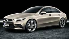 2019 mercedes a class sedan interior and exterior youtube