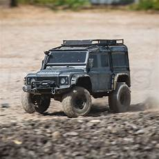 traxxas land rover on the traxxas trx 4 land rover defender rc geeks