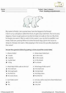 students read the text and answer the multiple choice questions therapy ideas reading