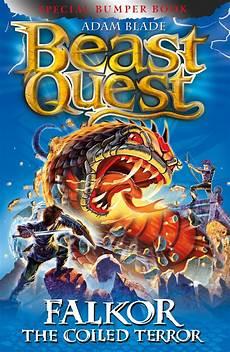 Beast Quest Malvorlagen Quest Beast Quest Falkor The Coiled Terror Ebook By Adam Blade