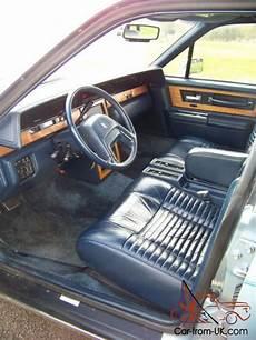 free car repair manuals 1984 lincoln continental seat position control 1985 lincoln continental blue 35ooo miles