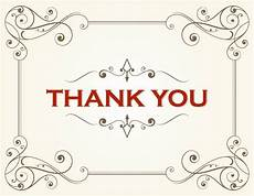 thank you cards template wedding back thank you card template