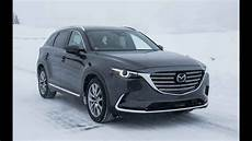 mazda cx 9 2019 options features detail