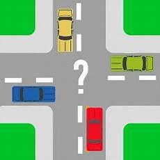 Rechts Vor Links Regel Wer Hat Vorfahrt Fahrschule 2020