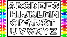 how to draw 3d alphabet letters drawing and