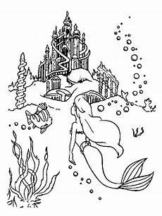 Ausmalbilder Arielle Hochzeit Arielle Die Meerjungfrau Ausmalbilder Arielle Die