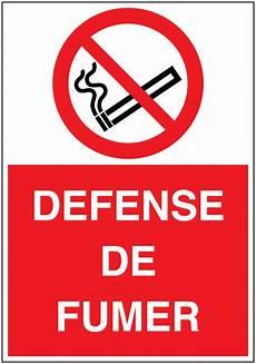 affiche défense de fumer panneaux et autocollants d 233 fense de fumer signals