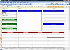 free project management forms and templates project schedule sheets template pdfs documents and pdfs