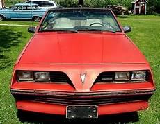 how cars work for dummies 1983 pontiac sunbird transmission control 1983 pontiac j 2000 sunbird convertible 1 8 liter not running parts or restore for sale