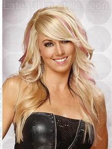 cute hairstyles for hair with side bangs
