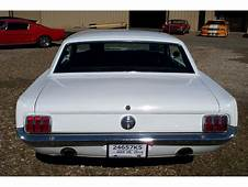 1966 Ford Mustang For Sale  ClassicCarscom CC 1183411