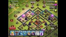 Clash Of Clans Angriff Gegen Den Besten Spieler Der Welt