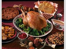 Dine Out for Thanksgiving: 5 Unforgettable California