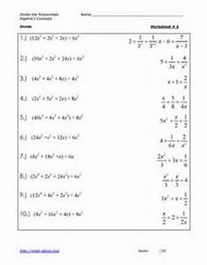 division of polynomials worksheets with answers 7014 this is a great demonstrating how the tabular method is preferable to synthetic